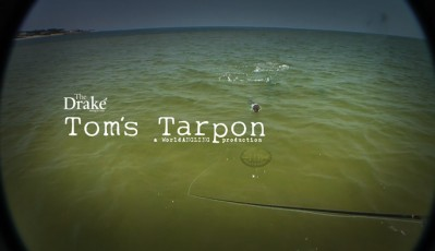 Film poster for Tom's Tarpon.