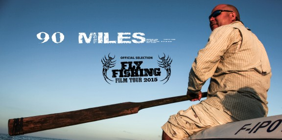 official film poster for 90 miles