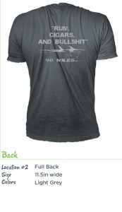 90 Miles T-shirt Limited edition