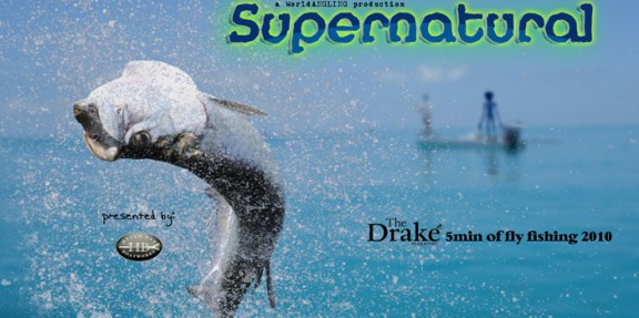 Video poster for the film Supernatural.