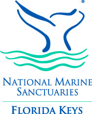 Natioanl marine Sanctuaries Florida keys logo