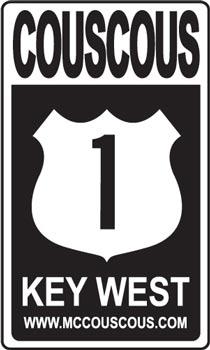 Mc Couscous logo key west US1