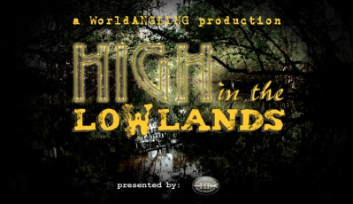 Film poster for High In The Lowlands.