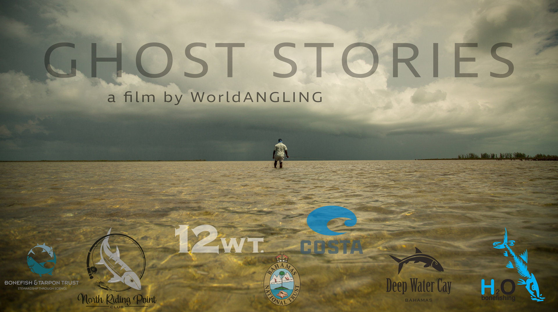 Ghost stories fly fishing film poster